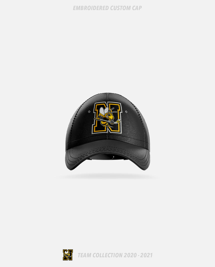 Norwood Hornets Embroidered Custom Cap - GSW Team Collection 2020-2021