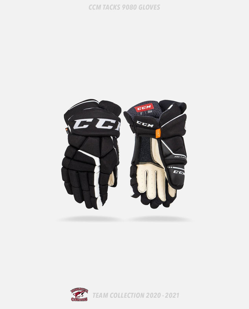 Kawartha Coyotes CCM Tacks 9080 Gloves - GSW Team Collection 2020-2021
