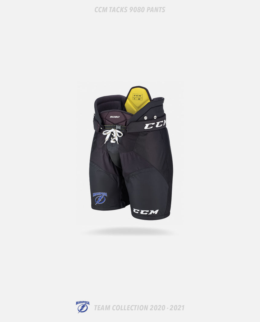Mariposa Lightning CCM Tacks 9080 Pants - GSW Team Collection 2020-2021