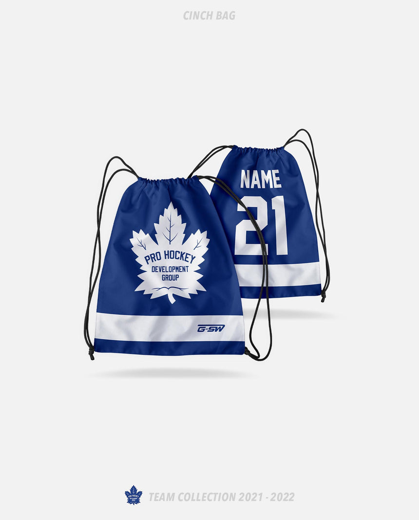 Pro Hockey Cinch Bag - GSW Team Collection 2020-2021