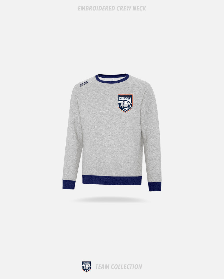Parkland Junior Maulers Embroidered Crew Neck - GSW Team Collection