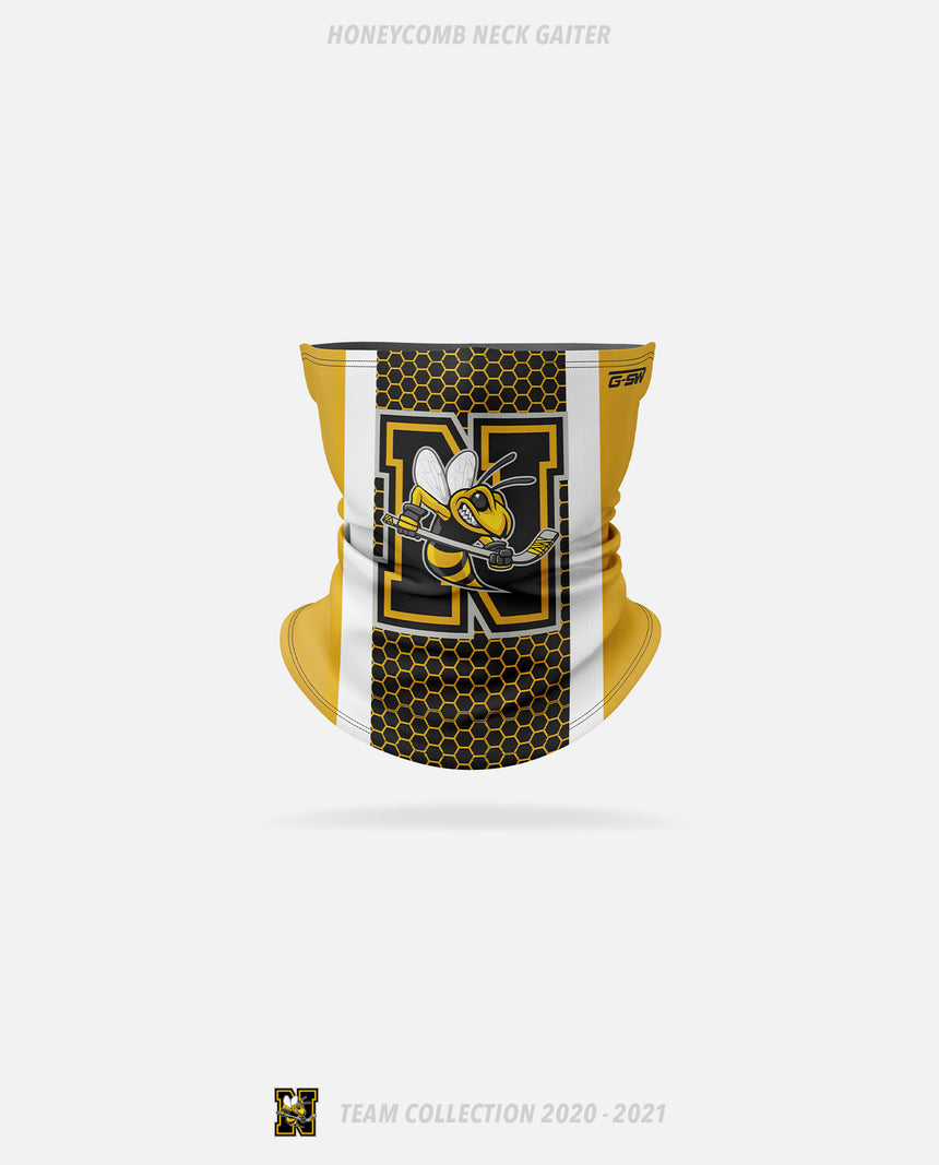 Norwood Hornets Honeycomb Neck Gaiter - GSW Team Collection 2020-2021
