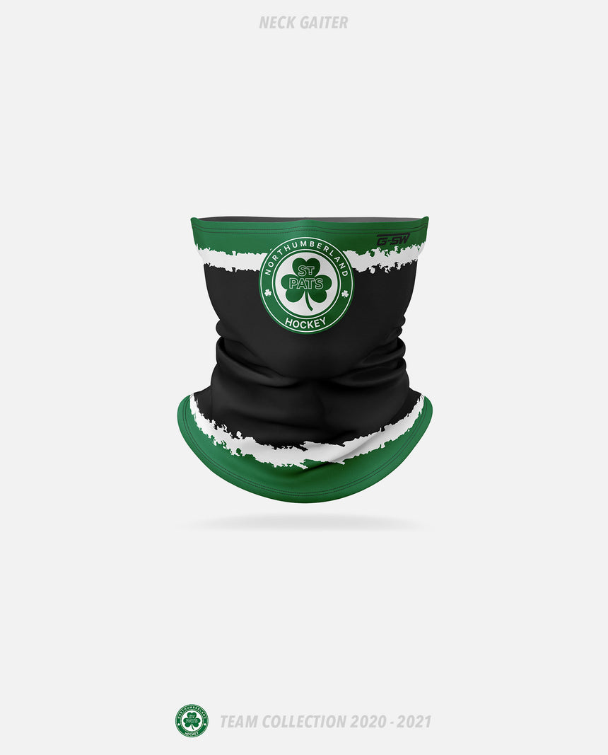 Northumberland St Pats Retro Neck Gaiter - GSW Team Collection 2020-2021