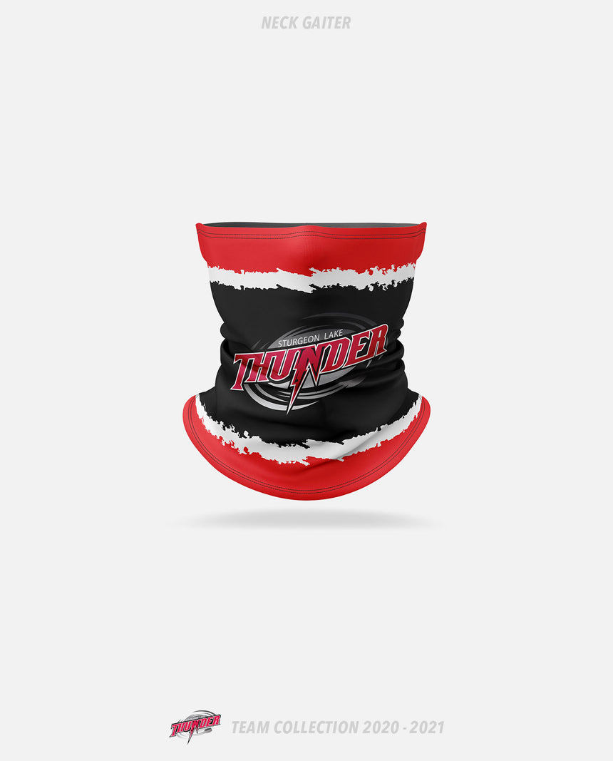 Sturgeon Lake Thunder Retro Neck Gaiter - GSW Team Collection 2020-2021