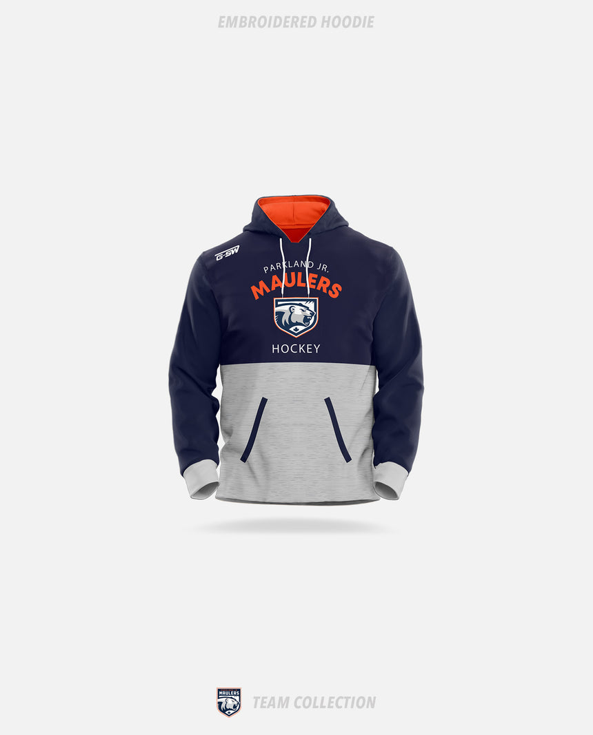 Parkland Junior Maulers Embroidered Hoodie - GSW Team Collection