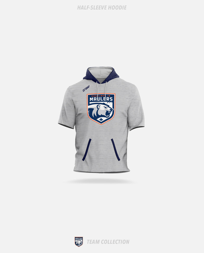 Parkland Junior Maulers Half-Sleeve Hoodie - GSW Team Collection
