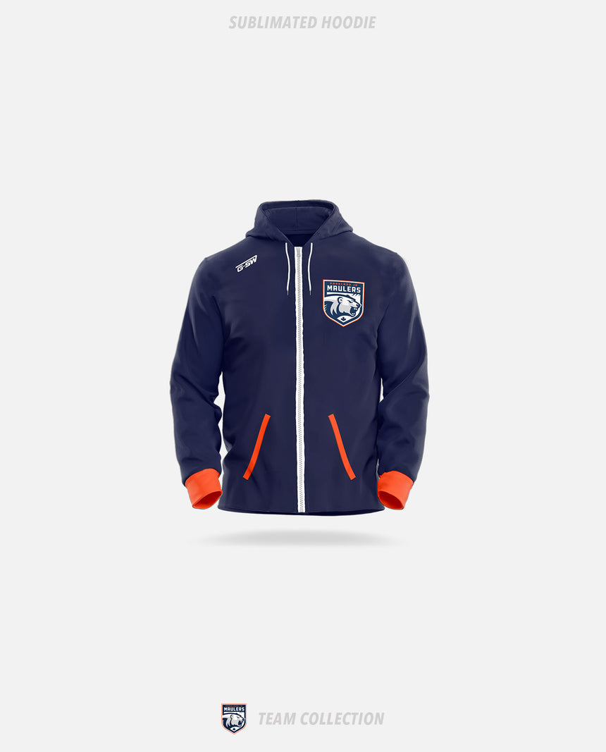 Parkland Junior Maulers Sublimated Hoodie - GSW Team Collection