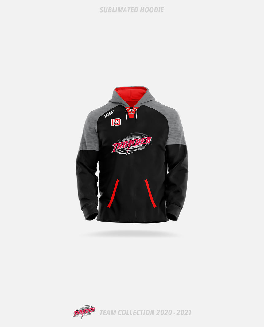 Sturgeon Lake Thunder Sublimated Hoodie - GSW Team Collection 2020-2021