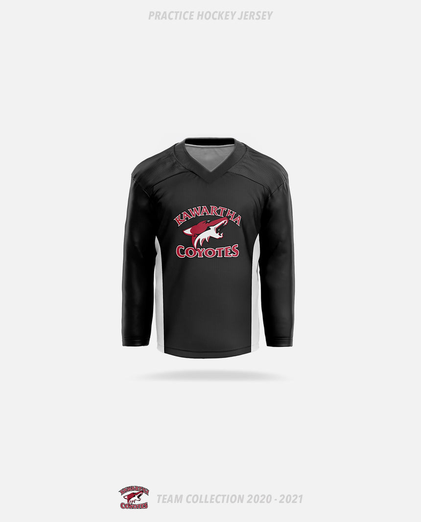 Kawartha Coyotes Practice Hockey Jersey - GSW Team Collection 2020-2021
