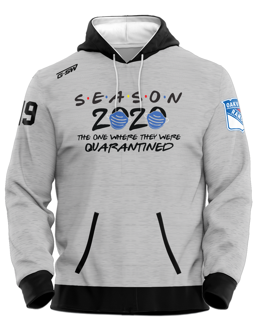 Oakville Rangers Hoodie - GSW Team Collection 2020-2021