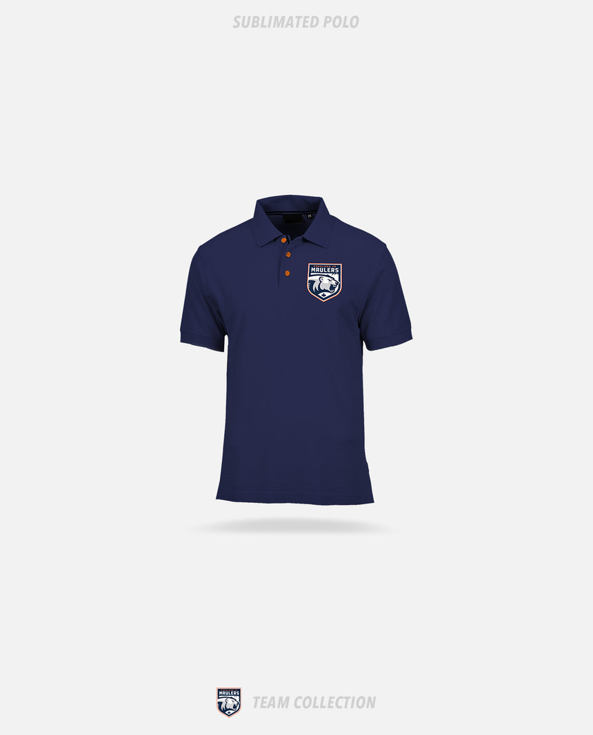 Parkland Junior Maulers Sublimated Polo - GSW Team Collection