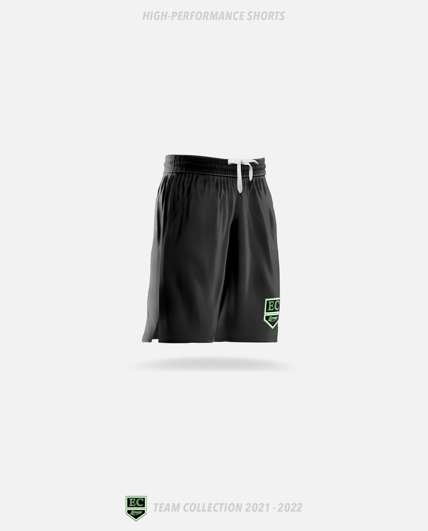 Express Hockey High-Performance Shorts - GSW Team Collection 2020-2021
