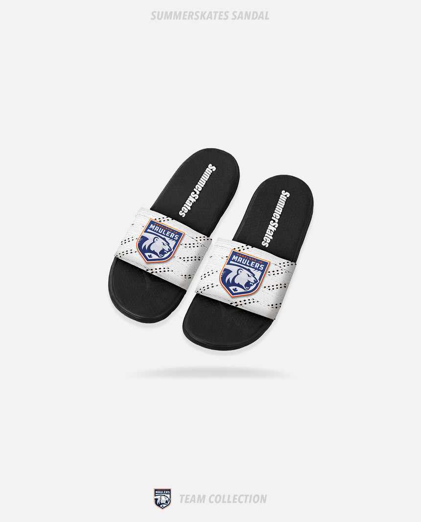 Parkland Junior Maulers SummerSkates Sandal - GSW Team Collection