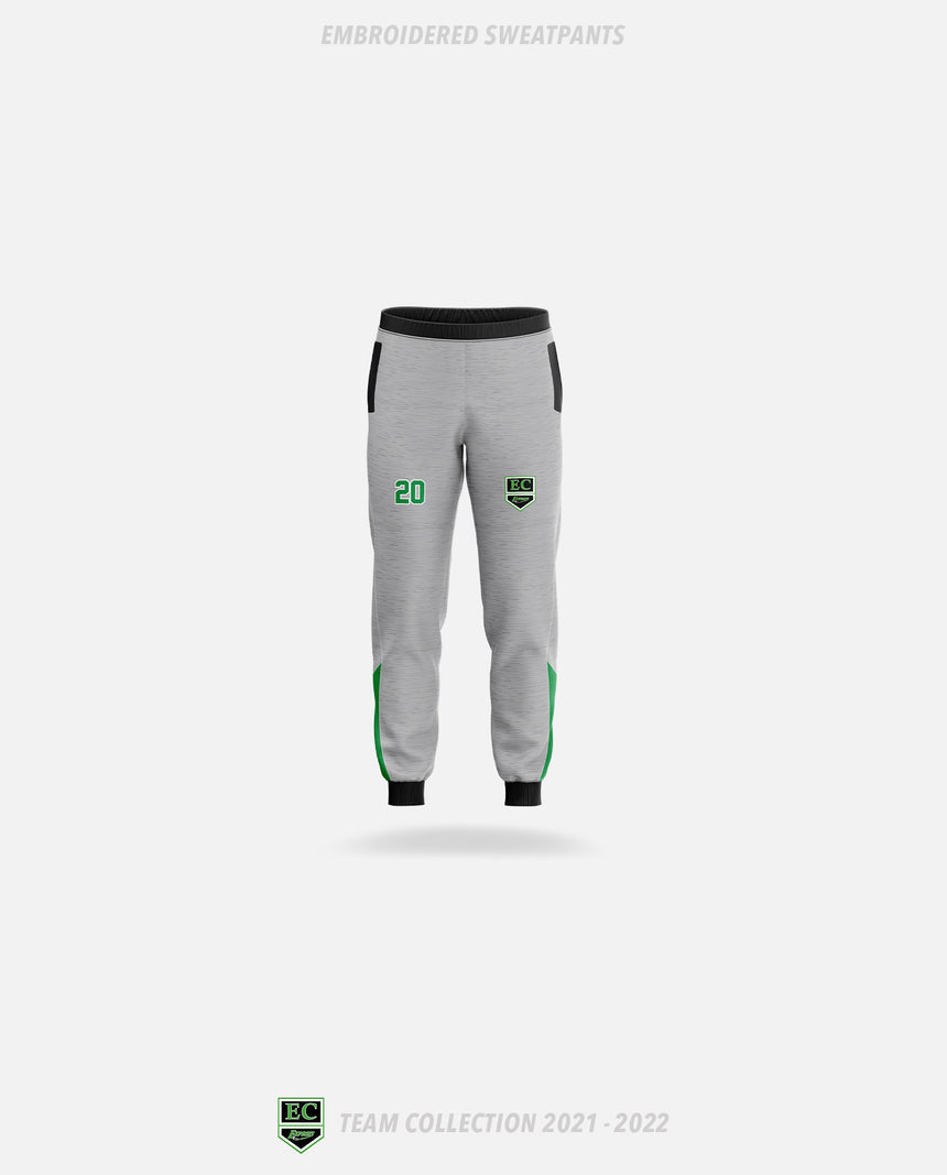 Express Hockey Embroidered Sweatpants - GSW Team Collection 2020-2021