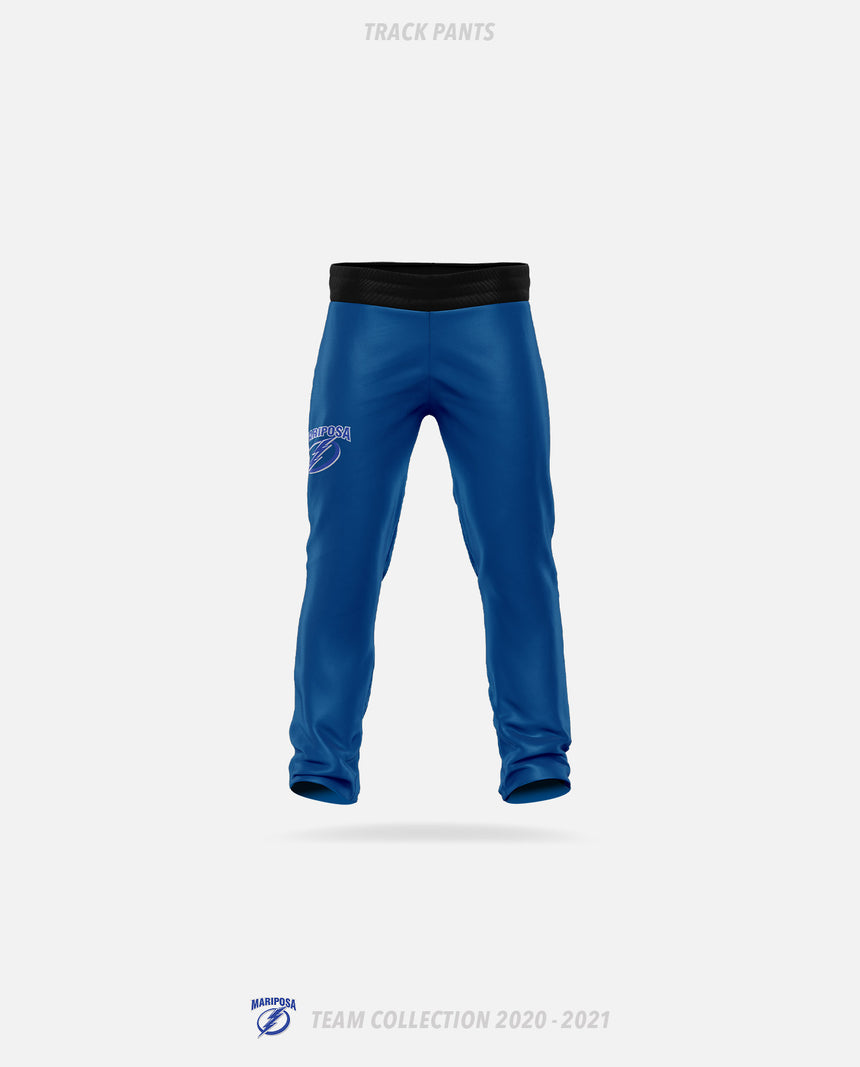 Mariposa Lightning Track Pants - GSW Team Collection 2020-2021