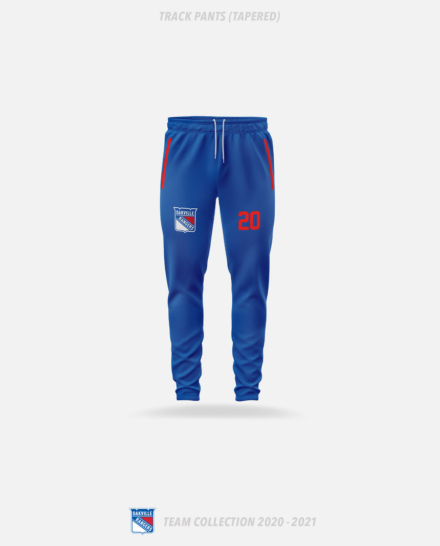 Oakville Rangers Track Pants (Tapered) - Oakville Rangers Team Collection 2020-2021