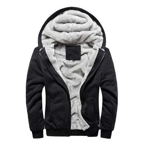 Urban Obell Hooded Fleece Jacket