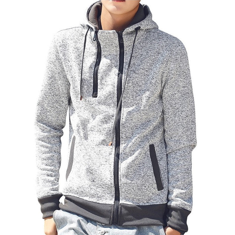 Urban Speckled Hooded Sweatshirt