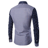 Contemporary Hybrid Skull-Sleeved Dress Shirt