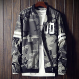 Urban Camouflage Standard Light Jacket