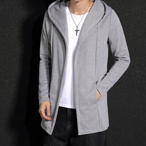 Contemporary Flare Open Cardigan