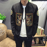 Oriental Dynasty Light Casual Jacket
