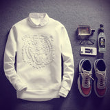 New-Age Panthera Casual Sweatshirt