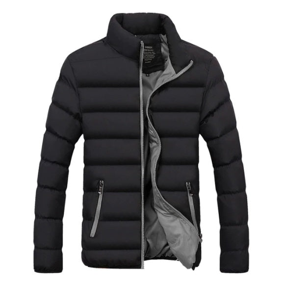 Urban Climate Meshed Padded Jacket