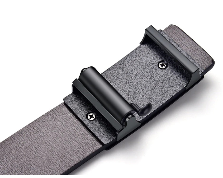 Contemporary Industrial Automatique Leather Belt