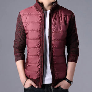 Open image in slideshow, Contemporary Patched Casual Fall Jacket