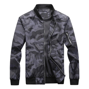 Open image in slideshow, Urban Comfort Camo Light Jacket
