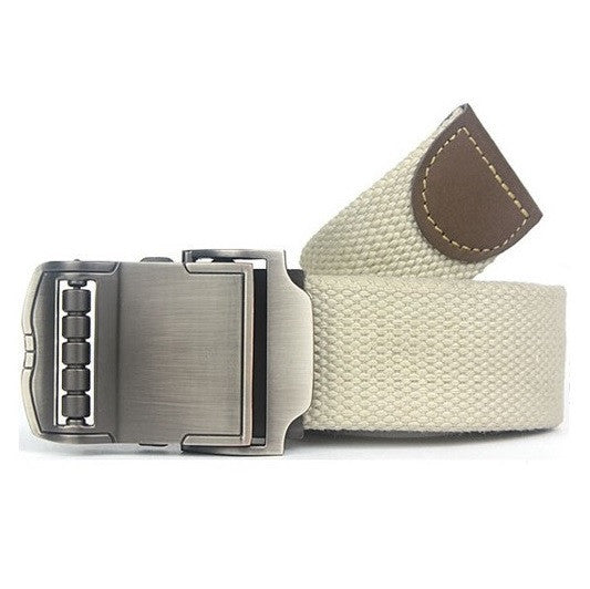 Urban Bulletproof Barrel Canvas Belt