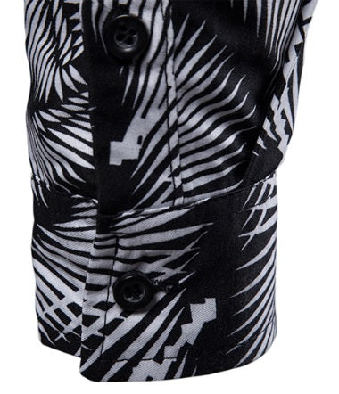 Stray Vortex Contemporary Dress Shirt