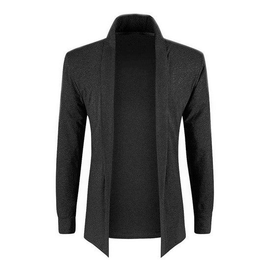 Contemporary Draped Open Tranquility Blazer