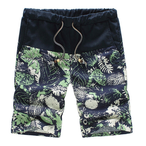 Urban Amazonian Casual Summer Shorts