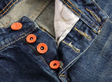 New-Age Enigma Button-Up Jeans