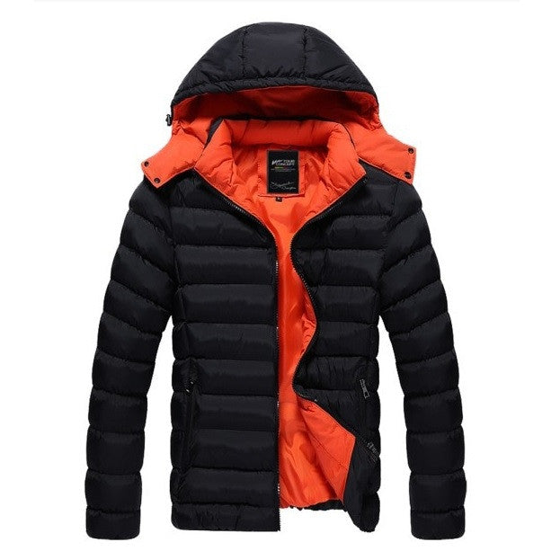 Urban Climate Ribbed Parka Jacket