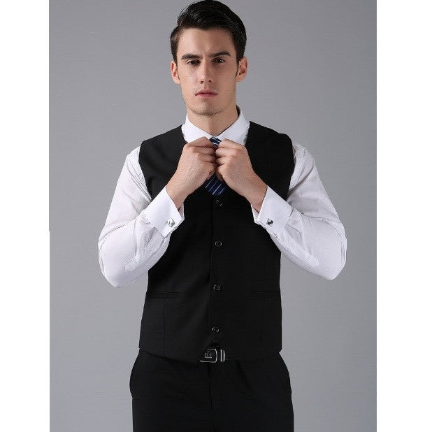 Formal Standard All-around Contemporary Vest