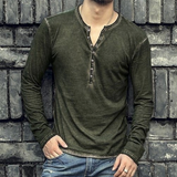Urban Faded Cooling Long-Sleeved Tee