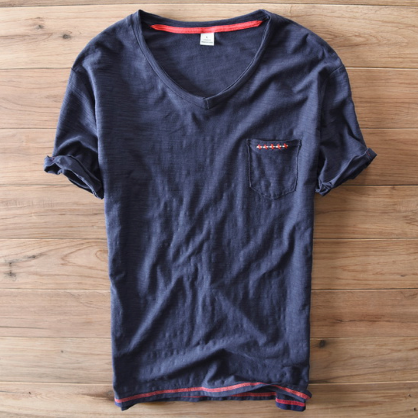 Premium Cotton Casual T-Shirt