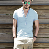 Urban V-Neck Casual T-Shirt