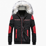 Arctic Snow Urban Winter Jacket