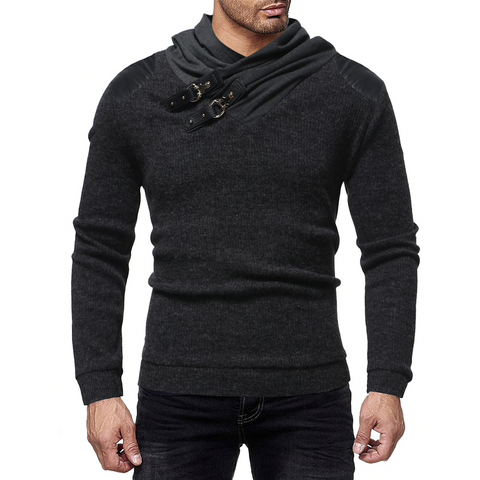 Urban Knitted Casual Fall Sweater