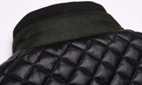 Exclusive Quilted Puffed Bomber Jacket