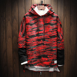 Urban Illusion Casual Hoodie