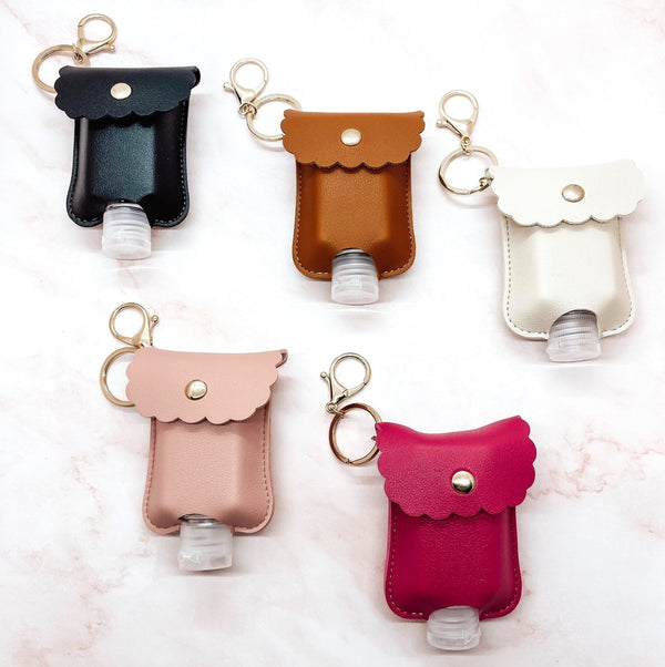 Take Me Everywhere Sanitizer Holder Keychain
