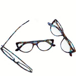 ZOOMe Blue Light Blocking Cat-Eye Glasses - Simone