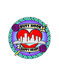 Busy Hook Happy Heart