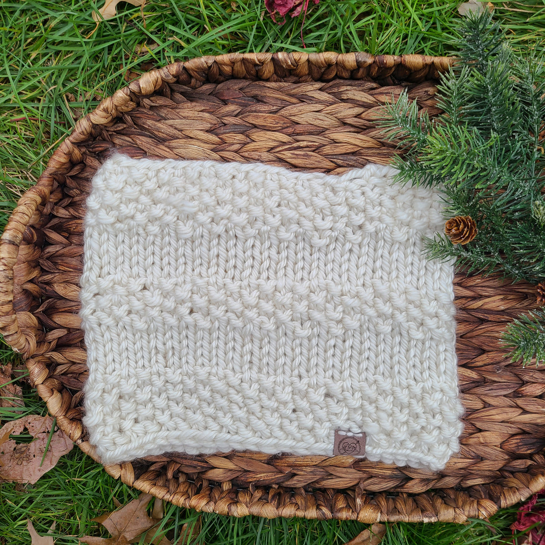 Ready to Ship - Cream Lola Cowl