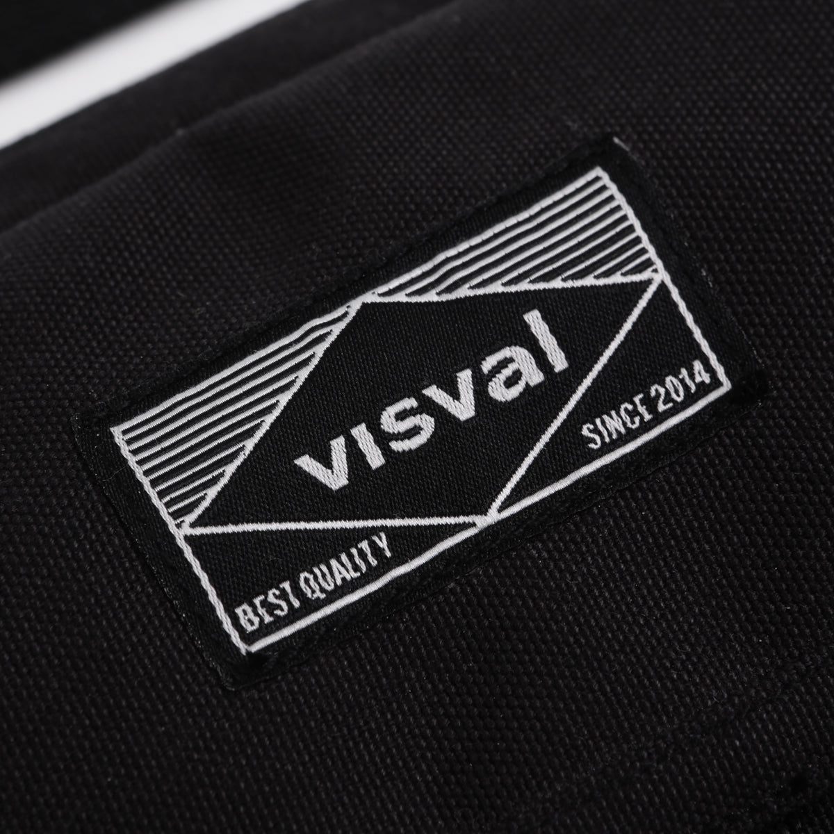 [COLLABS] Waist Bag VISVAL x Abimanyu Series Black
